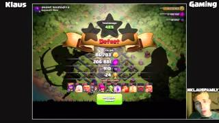 Clash of Clans: TH9 How NOT to Queenwalk, MORE Queenwalk Fails...