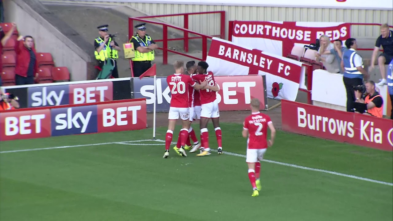 Barnsley 3-0 Sunderland - YouTube