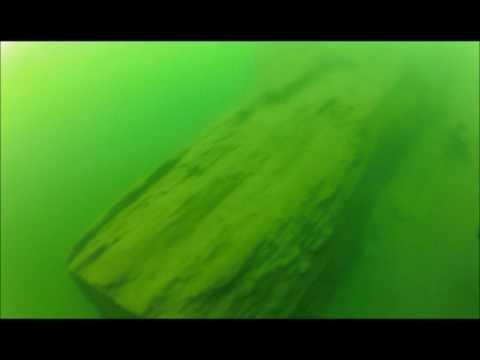 Tom & Jason Scuba diving North shore trail Lake whatcom