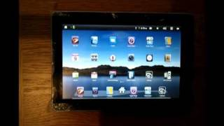 Flytouch 3 Android 2.2 Tablet PC Superpad 3