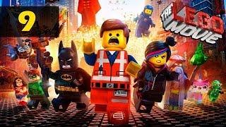 Прохождение The LEGO Movie Videogame #9 - Проникновение в Октановую Башню