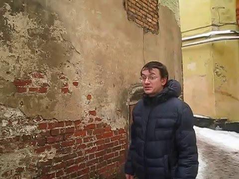 Самый старый жилой дом в России (город Выборг)