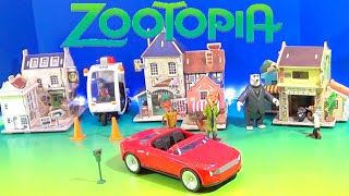 Zootopia Toy Figure Review!