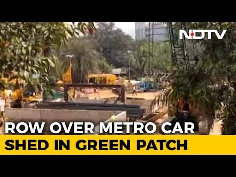More Voices Join Resistance Against Metro Garage At Mumbai's Aarey Colony