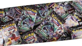 50 STURM AM FIRMAMENT BOOSTER 2 WOCHEN VOR RELEASE! Pokemon SM7 Booster Opening
