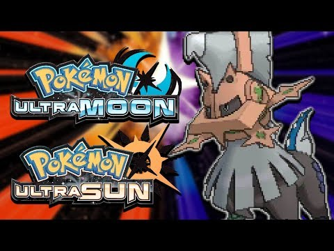 Pokémon Ultra Sun and Ultra Moon - How To Get Type Null and Silvally!