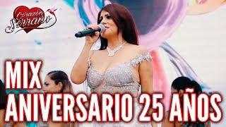 corazon serrano   mix aniversario 25 a  os   en vivo en piura