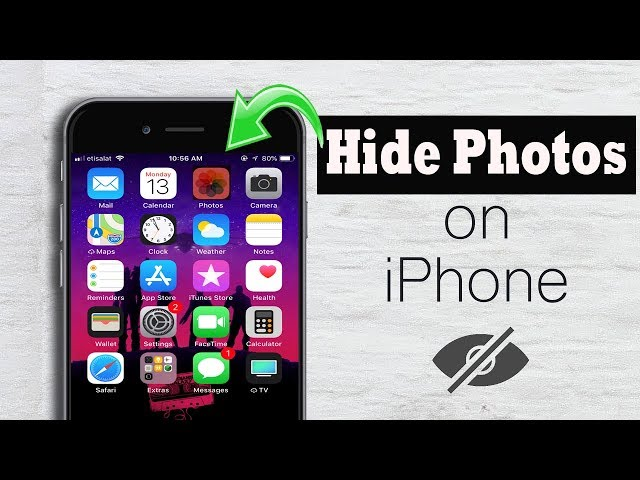 3 Ways to Hide Photos on iPhone 2019 New Trick!! | How to Hide Photos on iPhone