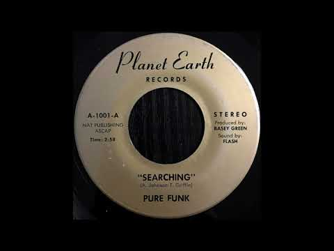Pure Funk - Searching