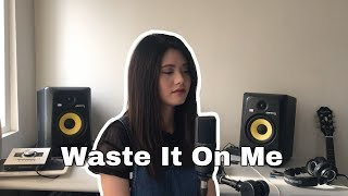 Waste It On Me - Steve Aoki Ft BTS ()