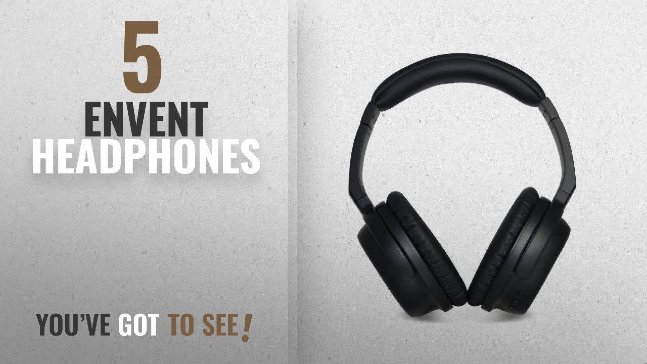 2c8e2fbcab2 Top 10 Envent Headphones [2018]: Envent Saber ET-BTHD630 Over-The ...