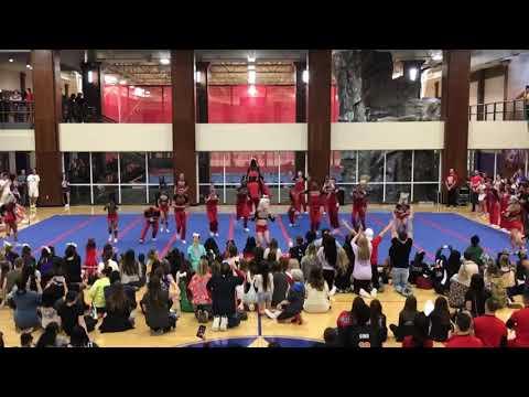 Navarro college SMU showoffs 2019