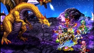 Download lagu Attack of the 2 Headed Dragon No TMRs Final Fantasy Brave Exvius FFBE MP3