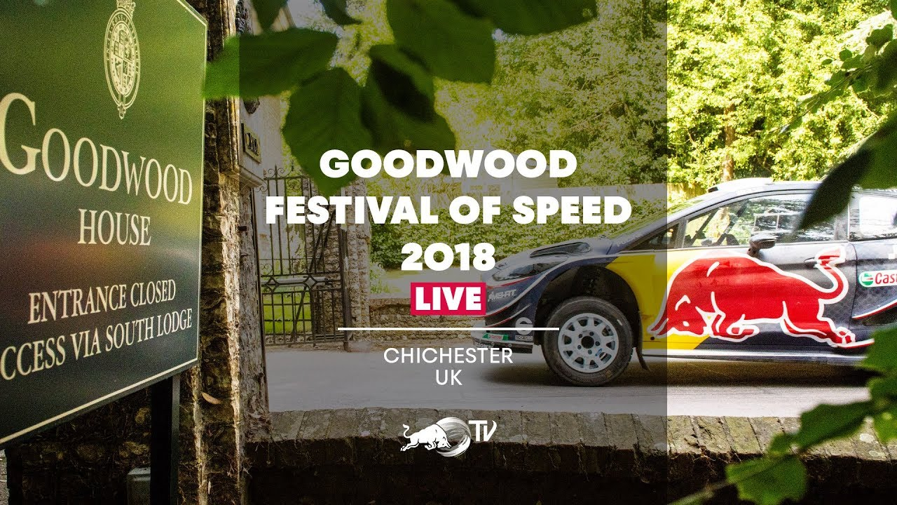 Festival Of Speed >> Goodwood Festival Of Speed 2018 Live Youtube
