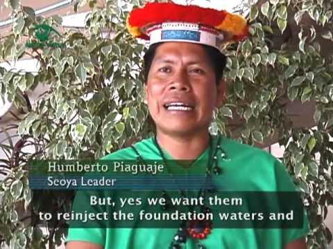Ecuador: The Tribes vs. Chevron-Texaco