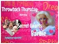 watch he video of 1992 Secret Hearts Barbie Doll Review - Throwback Thursday!✨