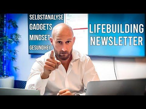 Finde dich selbst & du findest Erfolg! Lifebuilding Newsletter #7