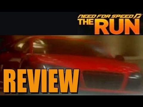 Ign Reviews Need For Speed The Run Game Review