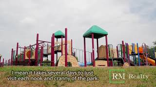 RM REALTY // Lake Elmo Park Reserve : Lake Elmo, MN : Recreation : County Parks : Camping : Trails