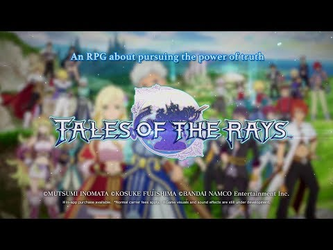 Tales of the Rays 1st trailer