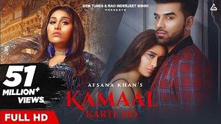 Download Kamaal Karte Ho: Afsana Khan | Paras Chhabra & Mahira Sharma | Goldboy |Abeer  | New Hindi Song 2020