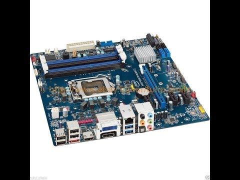 Intel DB75EN Desktop Board Recovery Drivers for Windows Mac