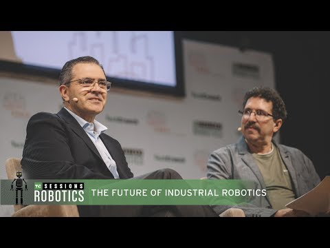 The Future of Industrial Robotics with Sami Atiya (ABB)