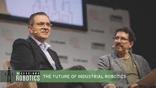 The Future of Industrial Robotics with Sami Atiya (ABB)