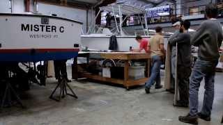 The Landing School Marine Systems Program