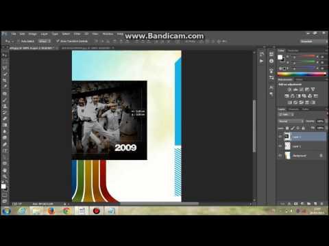 Cara Memasukan Gambar Ke Dalam Objek Pada Photoshop - Belajar Photoshop
