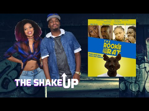 Cast of The Rookie and The Rat Interviews at The ShakeUP (09/22/2016)
