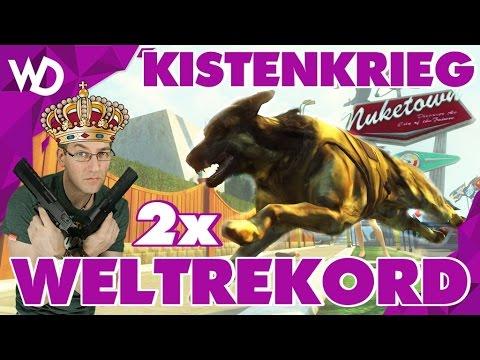 BLACK OPS 2 - KistenKrieg - ZWEI facher WELTREKORD !!!