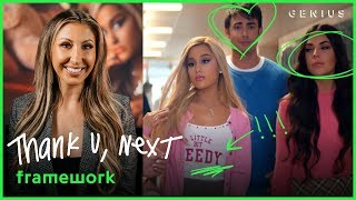 "The Making Of Ariana Grande's ""thank u, next"" Video With Hannah Lux Davis 