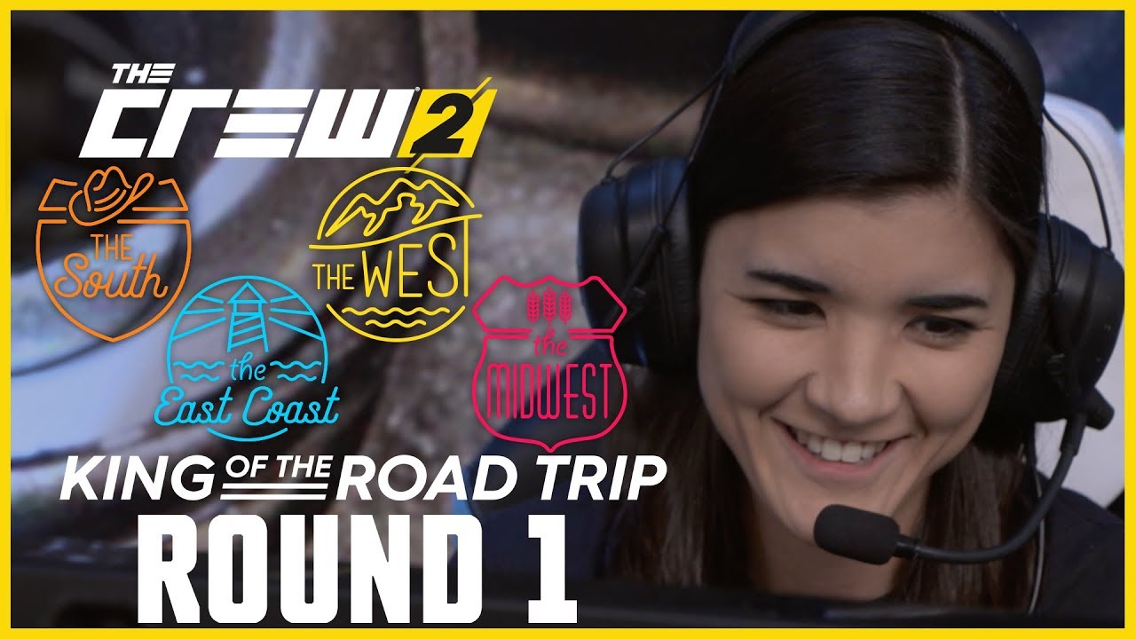 The Crew 2: LIVESTREAM - King of the Road Trip - Round 1 | Ubisoft [NA]