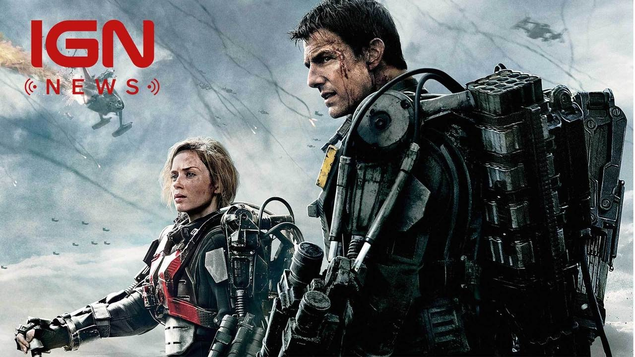 Edge of Tomorrow Sequel Is Called 'Live Die Repeat and Repeat' – IGN News