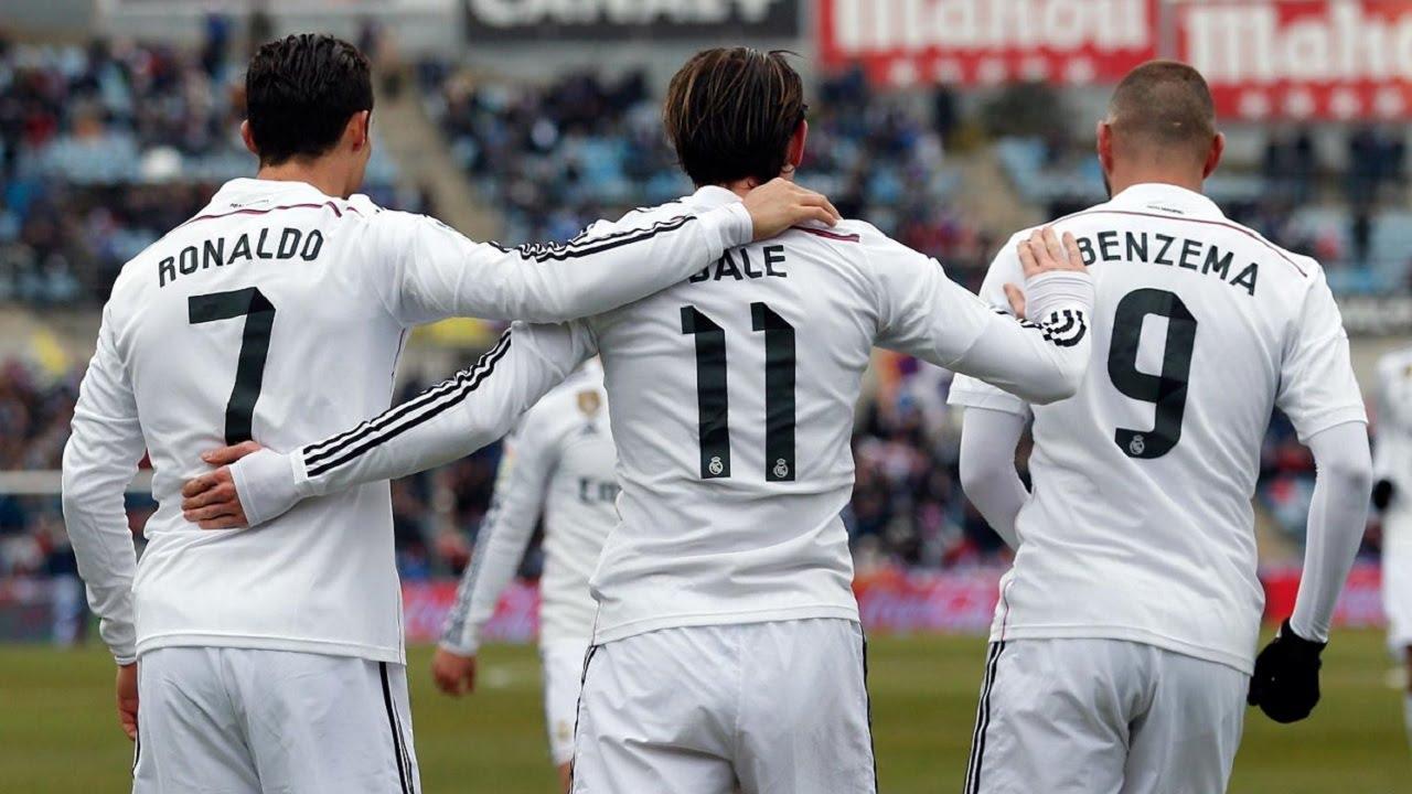 Getafe Real Madrid 0 3