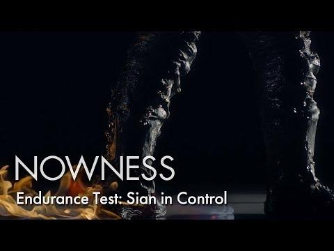 Endurance Test: Sian In Control