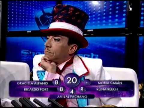 Showmatch 2010 - Pachano y Reech vs. La Mole