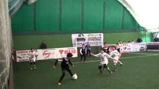 """Halilagić FDO 2:4 FK Trepča (2005.godište) - """"Liga budućih šampiona"""", 14.03.2015."""