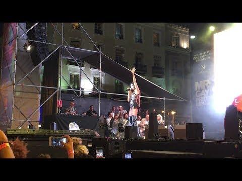 Mirela - Contigo | Orgullo Gay 2018 *Madrid* | Puerta del Sol