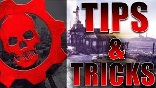 GoWUE Tips & Tricks: Snipe + Gas Tank Trick! | Gears of War Ultimate Edition