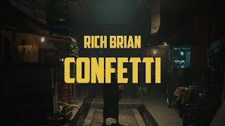 Rich Brian - Confetti (Lyric Video)