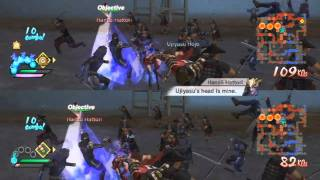 Samurai Warriors 3 - Kai Chapter 2 - Struggle For Kai Province