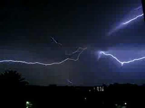 Pretoria lightning
