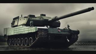 The best Turkish tank in the world ALTAY