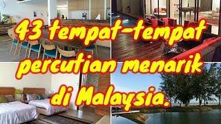 43 Tempat Percutian Menarik di Malaysia Jom bercuti