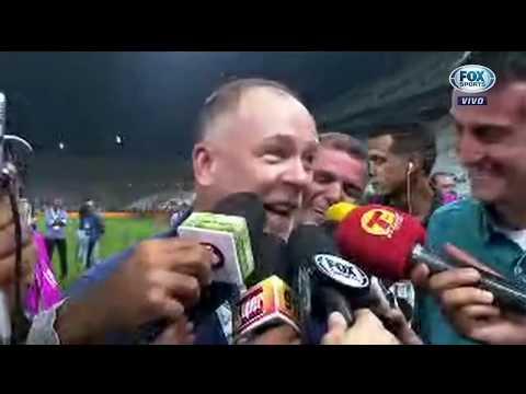 Confira o que Mano Menezes falou após a conquista da Copa do Brasil pelo Cruzeiro