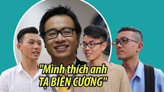 Tạ Biên Cương có phải 'THÁNH' BÌNH LUẬN với fan bóng đá Việt Nam