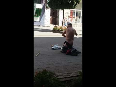 Мужик в архангельске голый такую