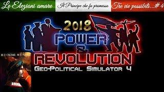 Geopolitical Simulator 4 P&R 2018 Italia Borgia: #4
